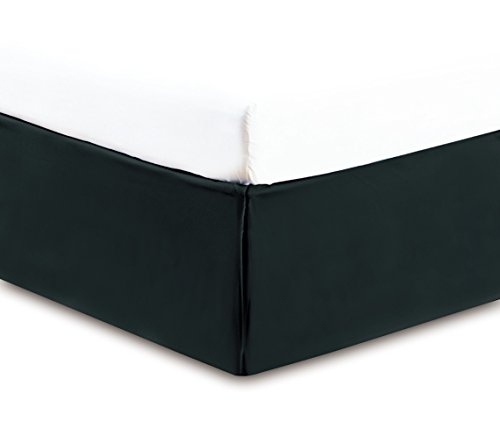 extra long cal king bed skirt - 7