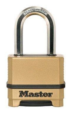 Master Lock Resettable Combination Lock Magnum 2'' 1-1/2'' Steel