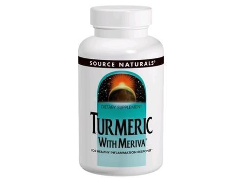 Turmeric with Meriva 500mg 120 Tablets