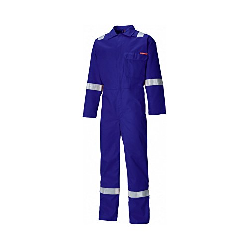 Workwear Taped Flame Dickies Mens Everyday Coverall Cotton Retardant xqFv4OF