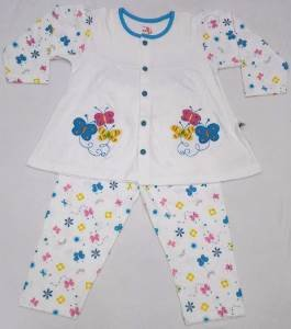 7b4159b41c Image Unavailable. Image not available for. Colour: Momspet Cute Baby Night  Suit