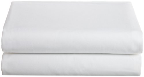 Cathay Home Hospitality Luxury Soft Fitted Sheet of 100-Percent Microfiber Construction, Queen Size, White Color ()