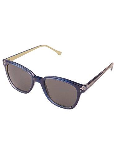 Komono Renee sunglasses lunettes de soleil Navy Cream