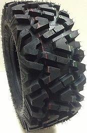 Duro Power Grip Radial Tire 26x8-14