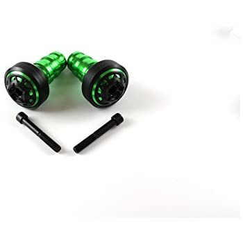 Amazon.com: Motorcycle Flank CNC Aluminium Frame Sliders ...