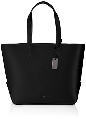 CALVIN KLEIN Edit Medium Womens Handbag Black by Calvin Klein