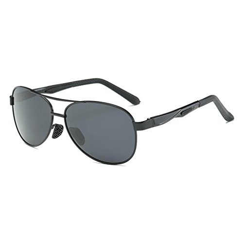 De Moda HOME Controladores Luz Ejercicio QZ De Sol Polarizada Negro Reflejo Gris Anti Conducir Gafas Color EfWwqqvS