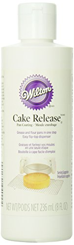Make Gluten Free Surprise Inside Jelly Bean Cake with Wilton Cake Release, 8-ounce