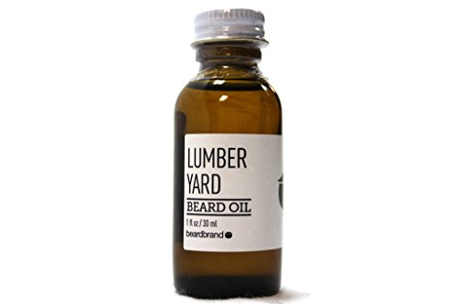 Beardbrand Lumber Yard Beard Oil, 1 oz