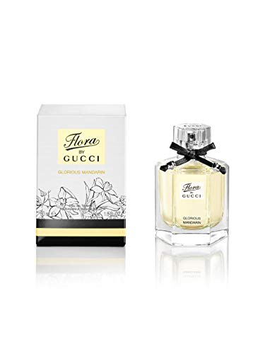 - Gûcci Flora Glorious Mandarin by Gûcci Eau De Toilette Spray Perfume For Women 1.6 FL. OZ./ 50 ml