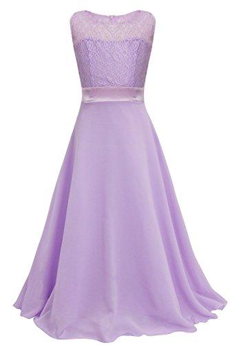 Lavender Easter Dress - 5