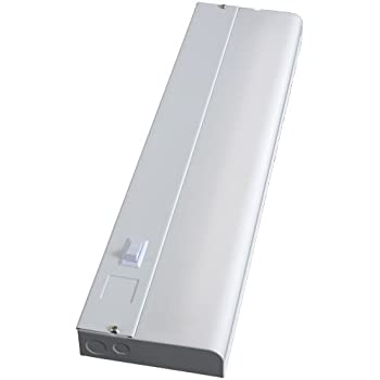 Amazon.com: GE 18 Inch Fluorescent Under Cabinet Light Fixture, Plug ...