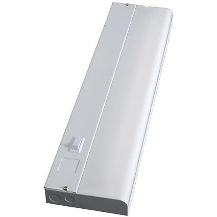 Ge advantage fluorescent light fixture 16547 under cabinet lighting light bar 18