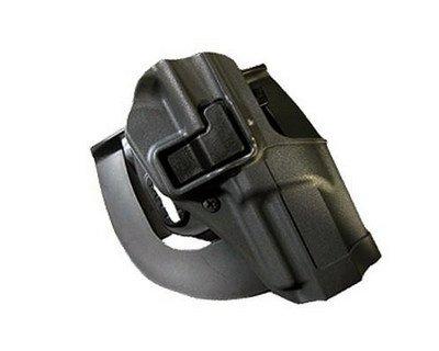 BLACKHAWK! Serpa CQC Gun Metal Grey Sportster Holster, Size 10, Right Hand, (SandW 5900/4000 9/40 series. Incl; TSW Gn Mtl Gry   ), Outdoor Stuffs