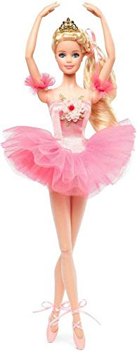 Barbie Ballet Wishes Fashion Doll]()