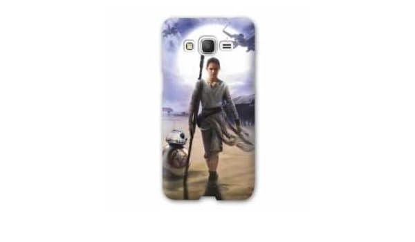 Case Carcasa Samsung Galaxy J5 (2016) J510 Star Wars - - Rey ...