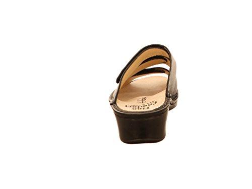 Comfort Mules 02665014099 pour Finn Noir Femme 4Tgqgw