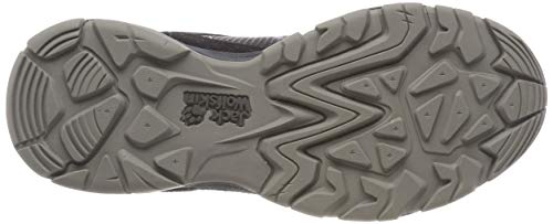 Jack Basse 6350 Low Wasserdicht Wolfskin Da phantom Scarpe Donna Rock Hunter Grigio W Arrampicata Texapore ffrqv