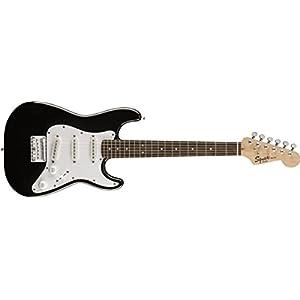 Squier Mini Stratocaster by Fender – Black
