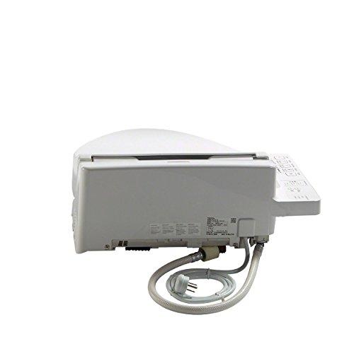 TOTO Washlet C100 Elongated Bidet Toilet Seat with PreMist, Cotton White - SW2034#01 by TOTO (Image #4)