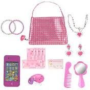 Dazzler Costume (Dream Dazzlers Glam on the Go Fashion Playset - Pink)