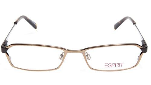 (NEW ESPRIT ET17362 COLOR-535 BROWN EYEGLASSES GLASSES FRAME 49-17-135 B24mm)