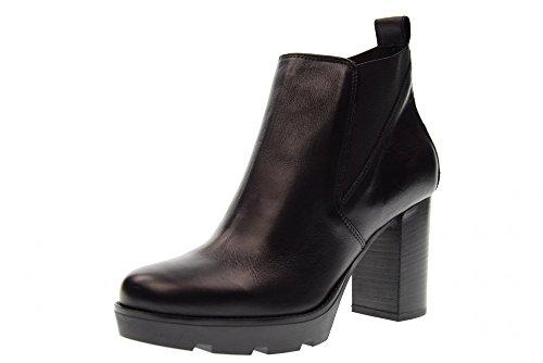 JANET BLACK Schuhe mit 40831 SPORT Absätzen KILLERS geschnürte Black frqxHOUf