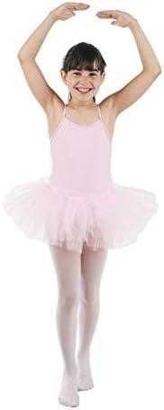 DISBACANAL Disfraz Bailarina niña - Rosa, 12 años: Amazon.es ...