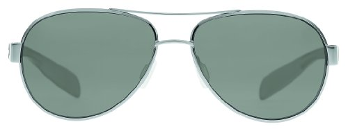 Nativo Haskill gafas de Lens polarizadas and Chrome Gray Frame sol Iron gafas 77q5rwB