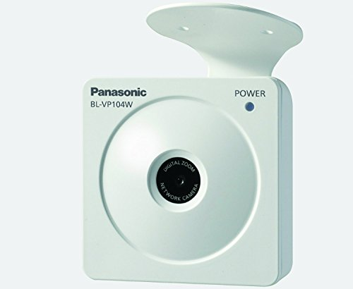 Panasonic Warranty HD 1280 x 720 H.264 Wireless Net Cam by Panasonic Warranty