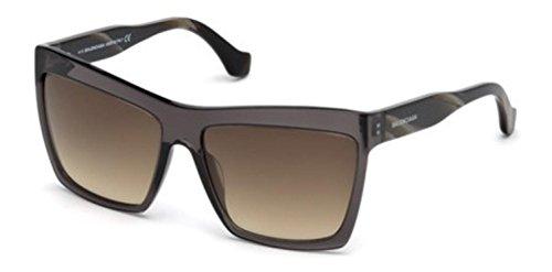 Sunglasses Balenciaga BA 89 BA 0089 05G black/other / brown - Sunglasses Men Balenciaga