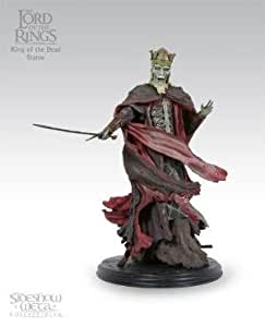 Lord of the Rings LOTR The King of the Dead Figure Sideshow Collectibles