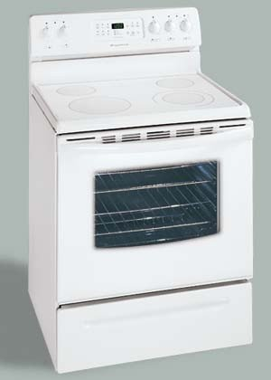 "Frigidaire GLEF369DS 30"" Electric Smoothtop Range"