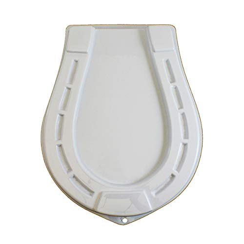 CK Products Horseshoe Pantastic Plastic Cake Pan ()