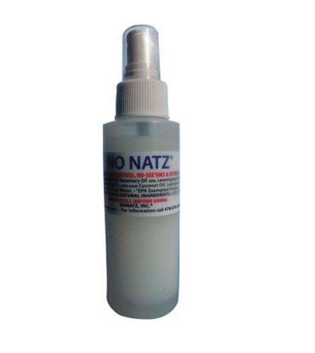 BUG SPRAY NO NATZ 4OZ by NO NATZ MfrPartNo NNACE4OZ by NONATZ INC