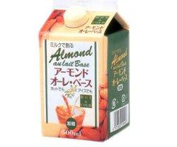 Almond Ole base