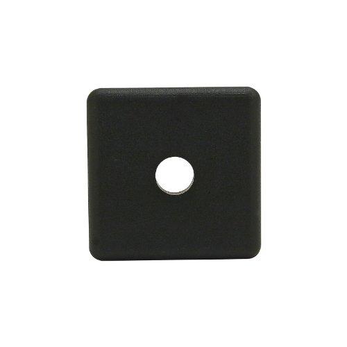 80/20 Inc., 2030, 15 Series, 1515/1515-Lite End Cap, Black,