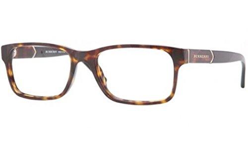Burberry Men's BE2150 Eyeglasses Dark Havana 55mm