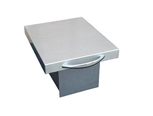 KoKoMo Grills Cutting Board/Trash Chute (Build-In) (In Trash Chute Built)