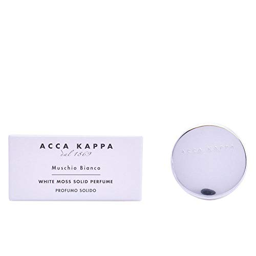 Acca Kappa White Moss Solid Perfume 10ml [Personal Care]
