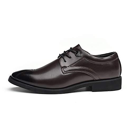 Britannique color Taille Chaussures Simples shoes Marron Xiazhi Eu Style Sport 40 Classiques Décontractées Marron De 8S5wz