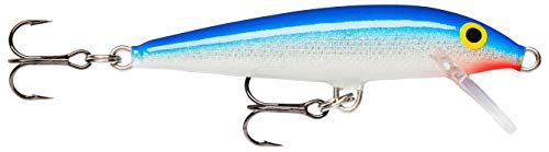 (Rapala Original Floater 09 Fishing Lure (Blue))