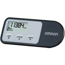 Omron Omron Alvita Tri-axis Pedometer With Calories Burned (pack of 1 Ea)