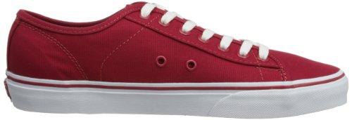 Vans M FERRIS VVHKC2N Herren Sneaker Rot ((S14) red/white)