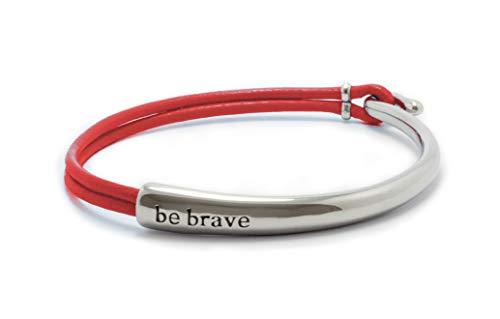 - Bravelets Original Leather (Red)