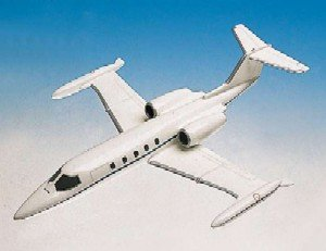 Daron Worldwide Trading H0848 Learjet 35A 1/48 AIRCRAFT