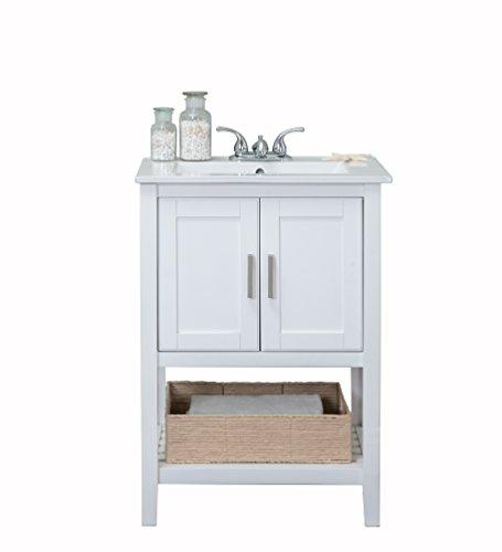 Legion Furniture Wlf6020 W Bs Bathroom Vanity At A Glance