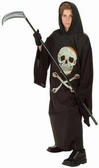 kids warlock halloween costume size medium 8 10