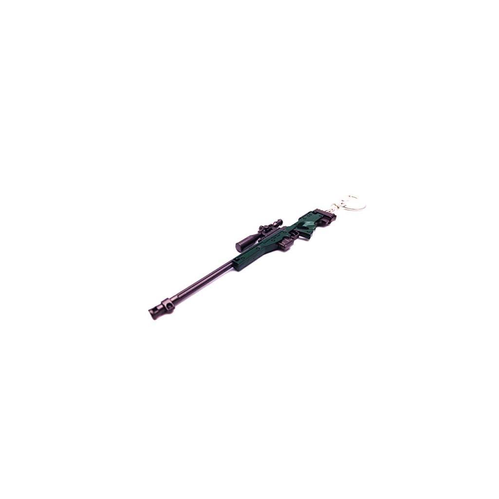 AWM gun keychain
