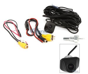Crux Mazda Rear-View Camera Integration Kit (RVCMZ-72) Add a Rear-View Camera to a Factory Radio for select 2013-Up Mazda Vehicles w/ Factory Monitors by Crux